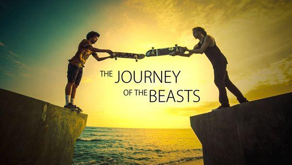 スケートツアーの魅力を見事に描く渾身の長編作品『THE JOURNEY OF THE BEASTS』が公開!