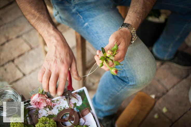 Francesca & Dario – wedding flowers
