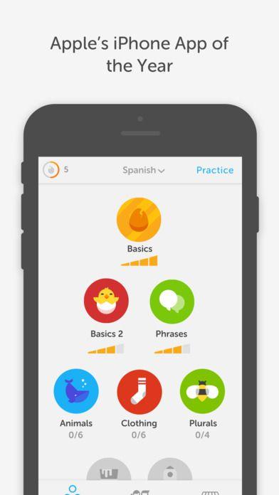 Lær et sprog med denne gratis apps.