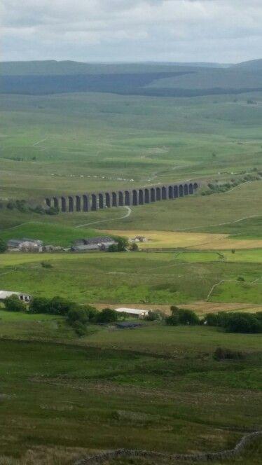 The Ribblehead Viaduct