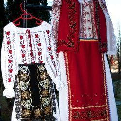 Romania - Folk Costumes