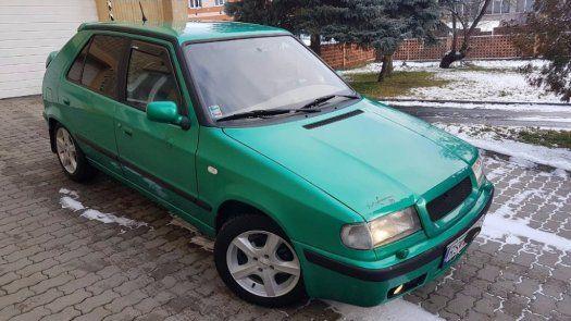 Predám Škoda Felicia 1.6 Benzin TOP STAV - Rimavská Sobota, predám