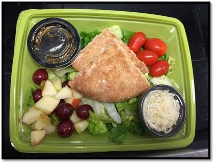 Bite into the Dallas ISD's healthy 'Smart Box' lunches on the menu for the coming school year | | Dallas Morning News