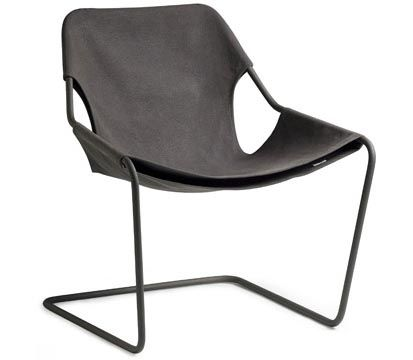 Cadeira Paulistano - Paulo Mendes da Rocha ( 1957) http://www.casabrasil.com.br/blog/2011/os-cinco-objetos-de-desejo-dos-apaixonados-por-design/