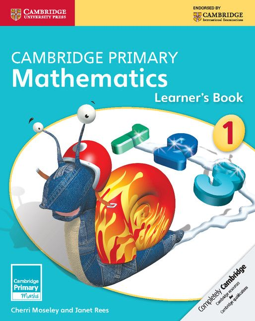 Written for use with the Cambridge Primary Mathematics Curriculum Framework, and endorsed by Cambridge International Examinations, the Cambridge Primary Mathematics series is informed by the most up-to-date teaching philosophies from around the world. It a...