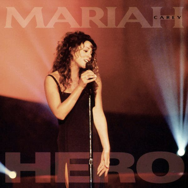 December 25, 1993 - Mariah Carey started a four week run at No.1 on the US singles chart with 'Hero'