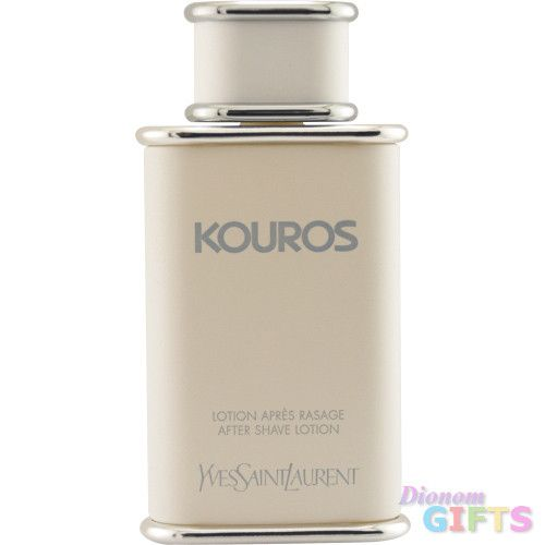 KOUROS by Yves Saint Laurent AFTERSHAVE 3.3 OZ