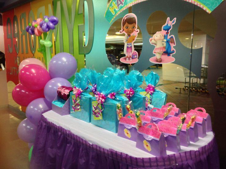 Cumplea os de la doctora juguetes decoracion pinterest - Decoracion 50 cumpleanos ...