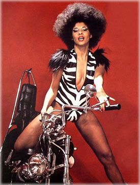 Betty Davis, QUEEN of FUNK #saysomething