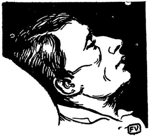 Italian poet and philosopher Giacomo Leopardi - Felix Vallotton