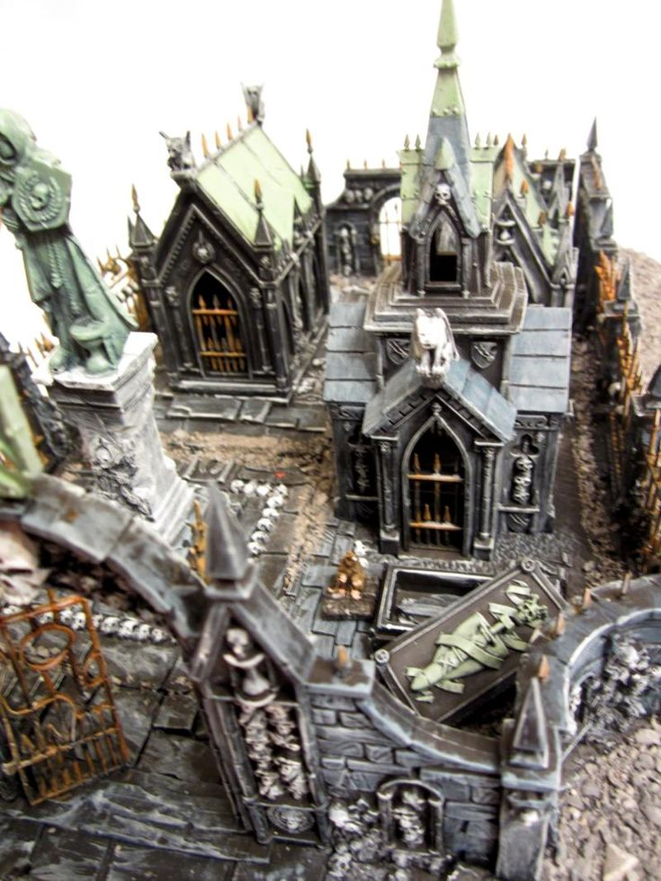 Mordheim Vampire Best Build
