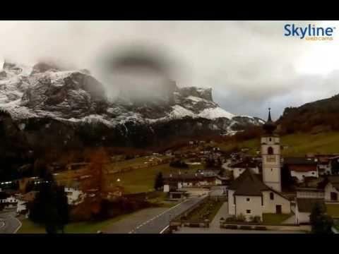 Live Webcam Colfosco - Time Lapse