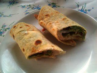 Hobbylka: Domácí tortily