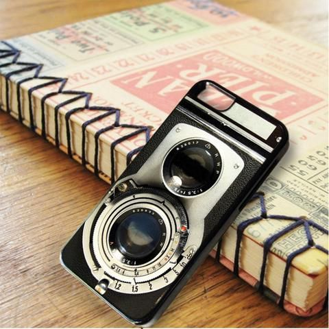 Vintage Black White Old Camera iPhone 6|iPhone 6S Case
