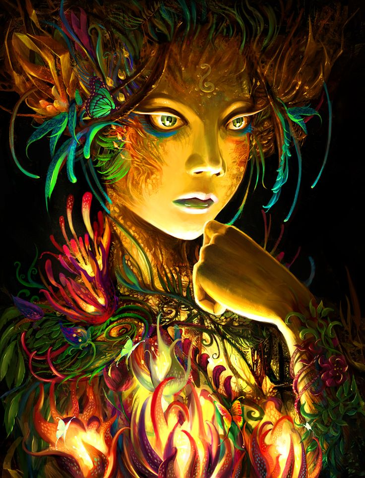 pollen princess by narm.deviantart.com on @deviantART