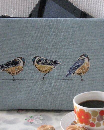 netbook/ipad cosies - Dear Emma Handmade Designs