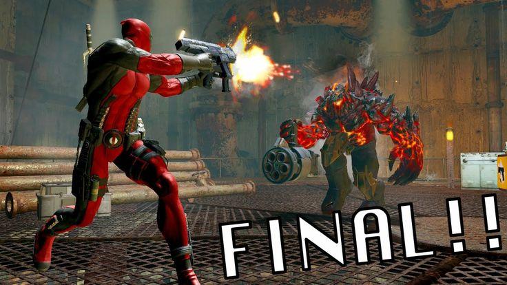 EL MEJOR FINAL EN VIDEOJUEGOS! | Deadpool (10) - JuegaGerman