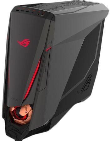 Asus ROG GT51 : une nouvelle tour pour gamer qui a une sacrée gueule - Le comptoir du hardware