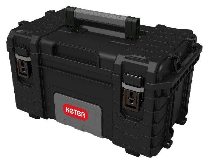Keter toolbox 22 inch, gereedschapskist