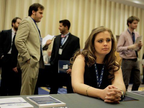 Here's how hard it is for Millenials to find good jobs