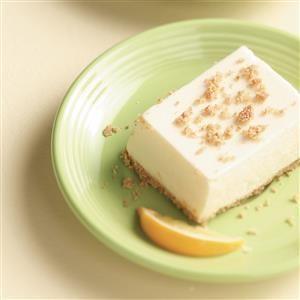 Light Lemon Fluff Dessert Recipe