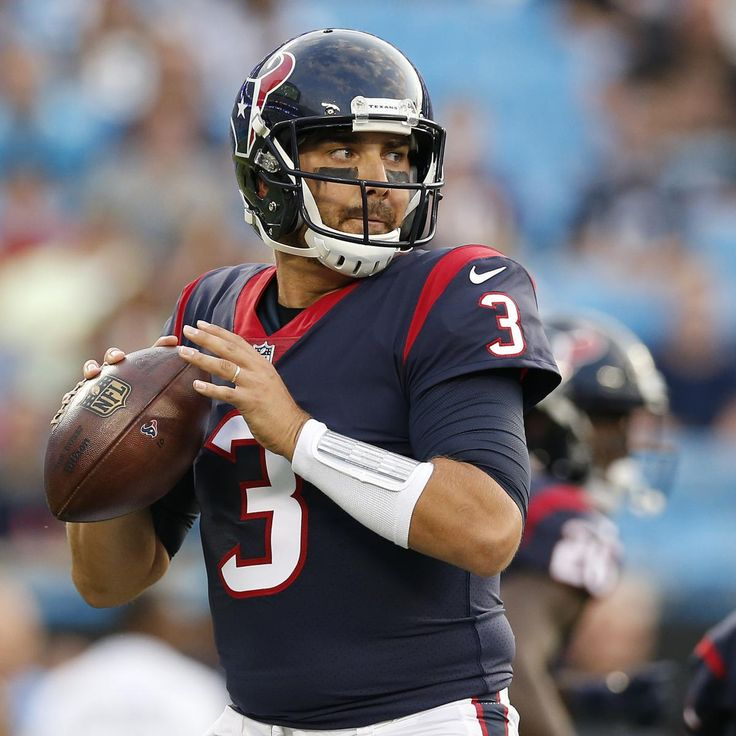 Tom Savage on Texans QB Competition: 'I'm Not Going to Let Anyone Take It' http://bleacherreport.com/articles/2727631-tom-savage-on-texans-qb-competition-im-not-going-to-let-anyone-take-it?utm_campaign=crowdfire&utm_content=crowdfire&utm_medium=social&utm_source=pinterest TEXANS TICKETS - https://www.ticketlisters.com/Houston-Texans