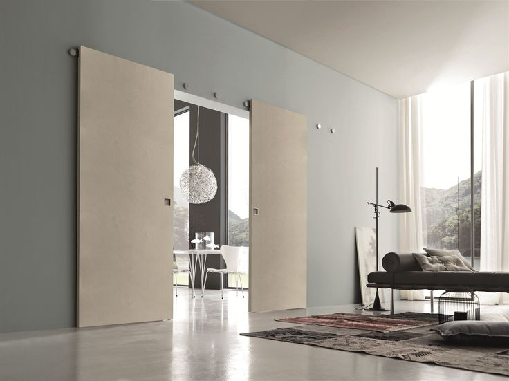 17 best ideas about wooden sliding doors on pinterest sliding doors cabin ideas and sliding - Porta scorrevole esterna ikea ...