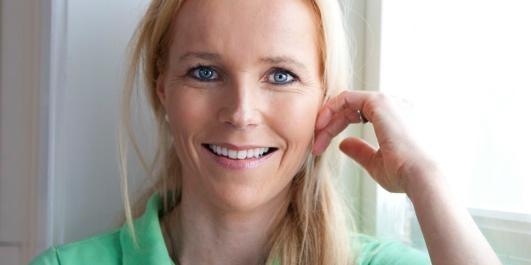 OVERLEGE: Berit Nordstrand