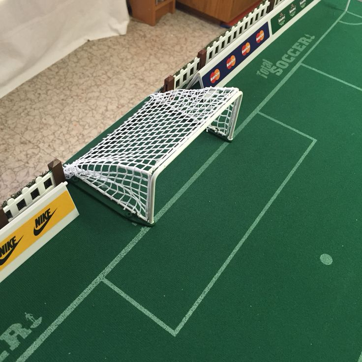 Football Stadium Lights End Table: 1000+ Images About Subbuteo Table Soccer On Pinterest