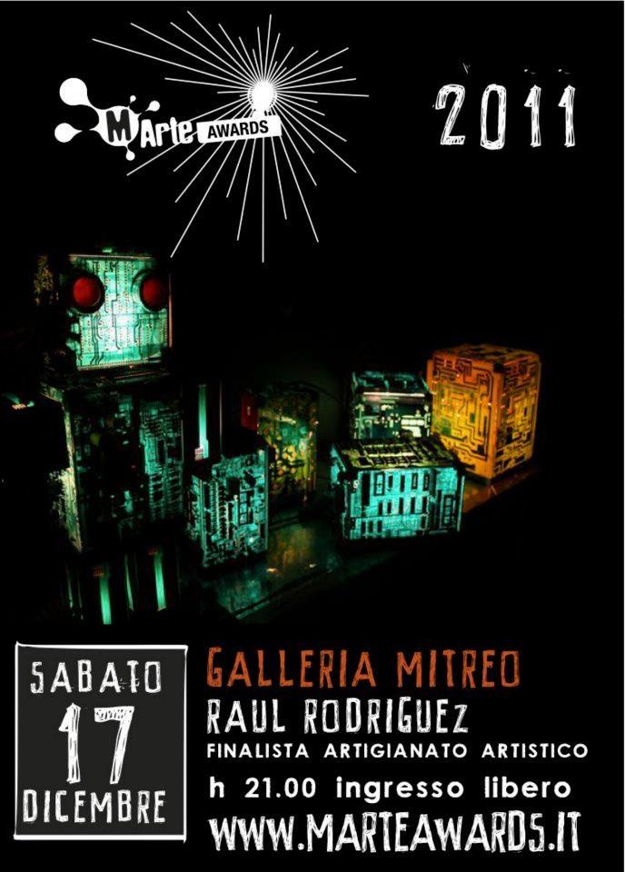 Raul Rodriguez - sezione Artigianato Artistico