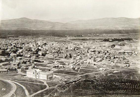 Lycabettus | Hellenic Visual Archives
