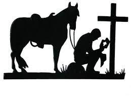 Resultado de imagem para cowboy stencils