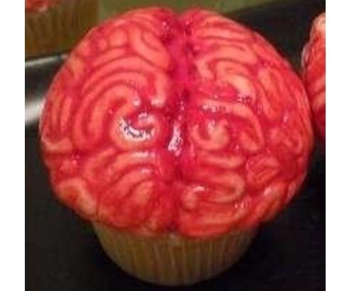 Brain Cupcakes! | Cupcakes! | Pinterest