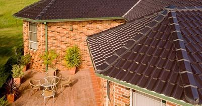 Boral Swiss Terracotta Roof Tiles - Based on a bold European design, the Swiss roof tile's clean lines makes it ideal for modern and Mediterranean style homes. And it's as durable as it is stylish. All Boral roof tiles come with a 50-year product guarantee.