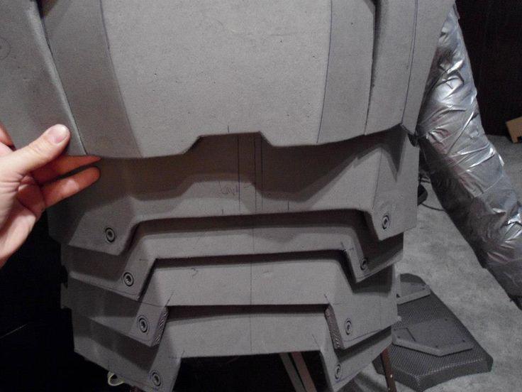 foam armor building - Google Search