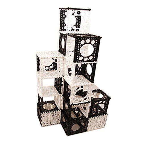 Amazon.com : CATBLOCK Self-Assembly Multiple Cat Tree Furniture 77inch Kingdom Option - Modern : Pet Supplies