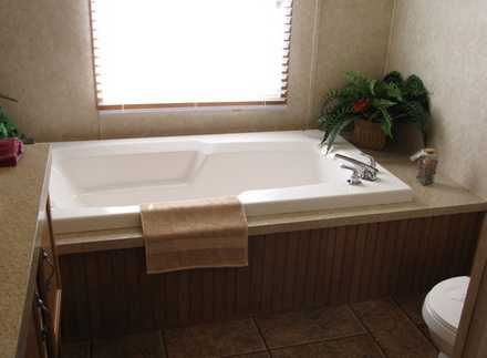 Double Wide Mobile Home Remodel | Mobile Home Remodeling ...