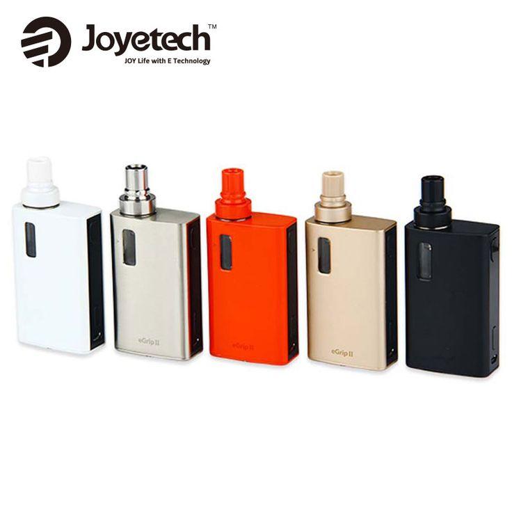 Original Joyetech eGrip II VT Starter Kit 80W 2100mAh eGrip 2 Kit 2ml Electronic Cigarette All In One Style egrip VT Kit #Affiliate
