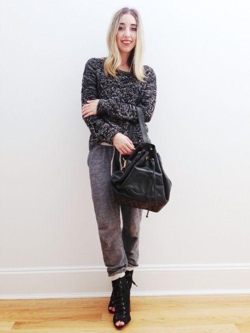 Sweatpants: 5 Ways to Wear Fall's Comfiest Trend