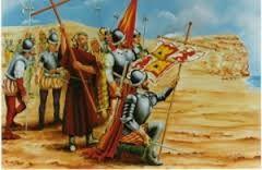 253 – (25 de Abril) fundación de la ciudad de Arica por Lucas Martínez Vegaso con de nombre el Villa San Marcos de Arica.