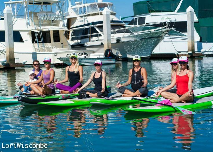 17 best images about letsglo sup yoga on pinterest surf for Yoga retreat san diego