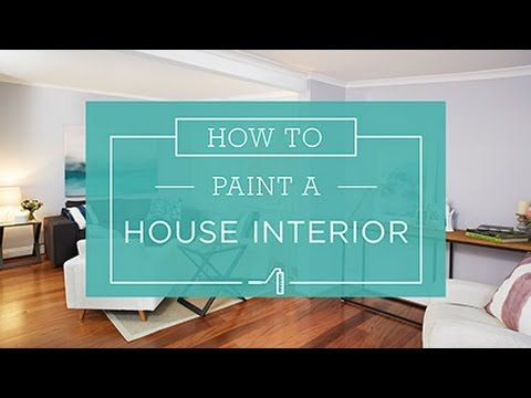How To: Painting A House Interior - Taubmans Australia - YouTube