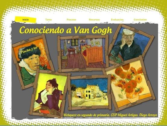 Coneixer a Van Gogh