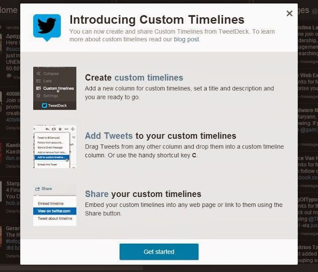 How to organize your tweets in #customtimelines. #Twitter | Social Media, Software, Web on End of Line Magazine