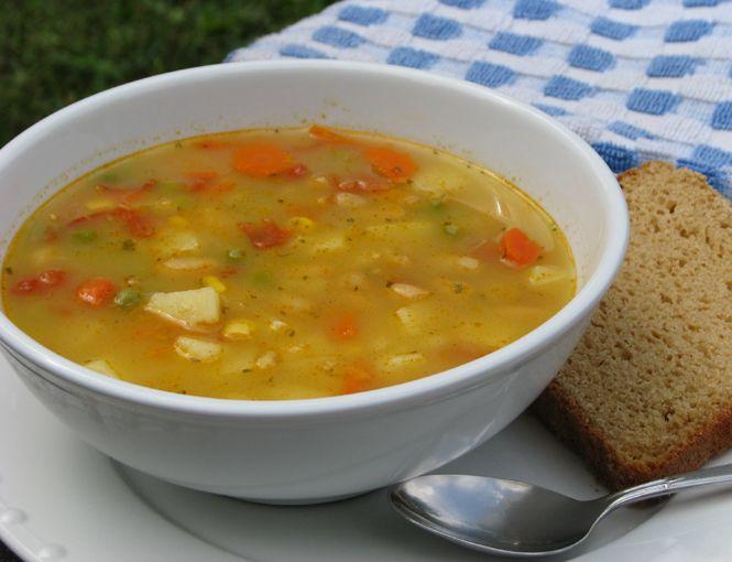 Φτιάξε την τέλεια χορτόσουπα και …κάψε λίπος