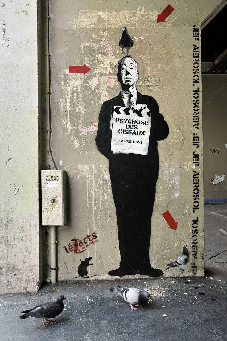 les 45 meilleures images du tableau street art jef aerosol sur pinterest art urbain art. Black Bedroom Furniture Sets. Home Design Ideas