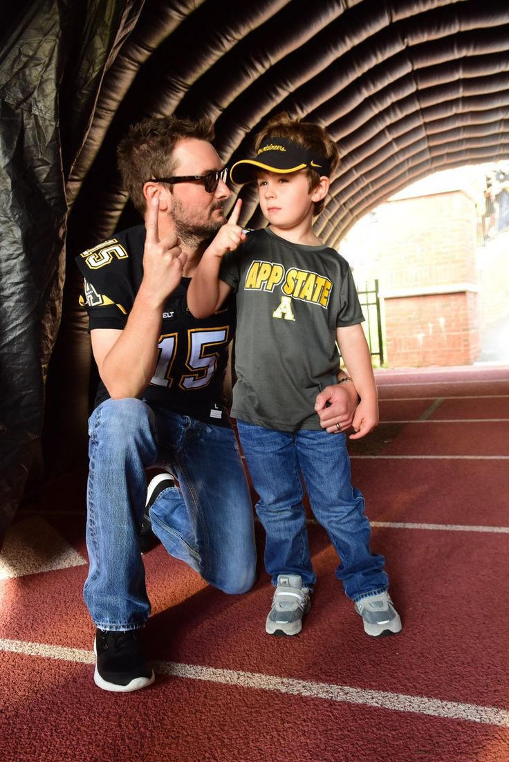 Eric & Boone Church @ Appalachian State Football Game
