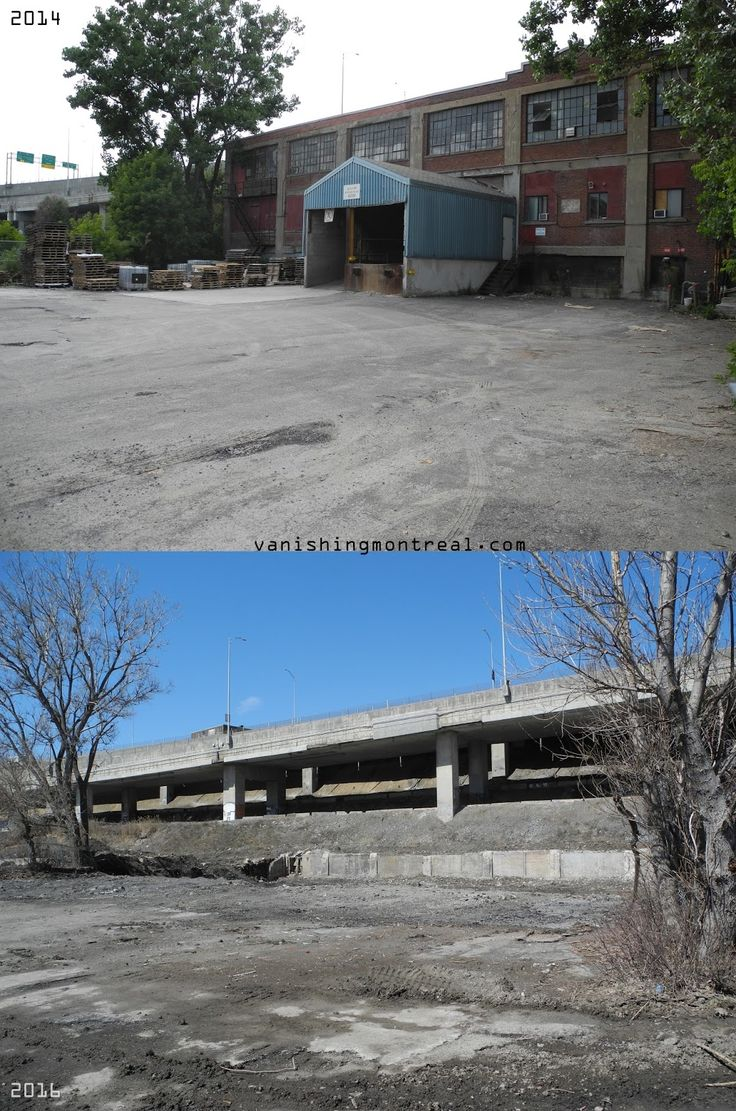 Before and After on Richelieu