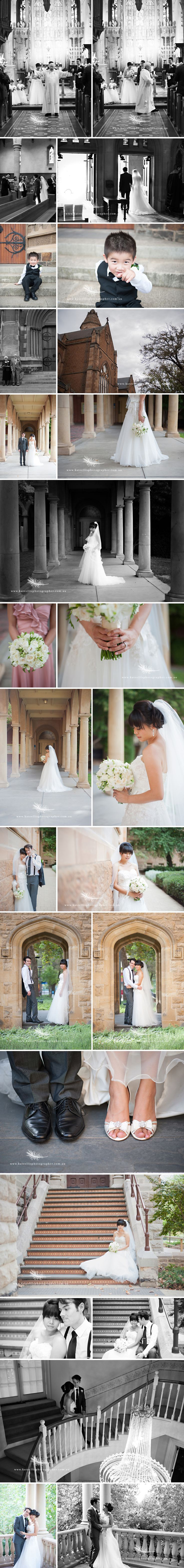 3 adelaide wedding photographer st peters cathedral