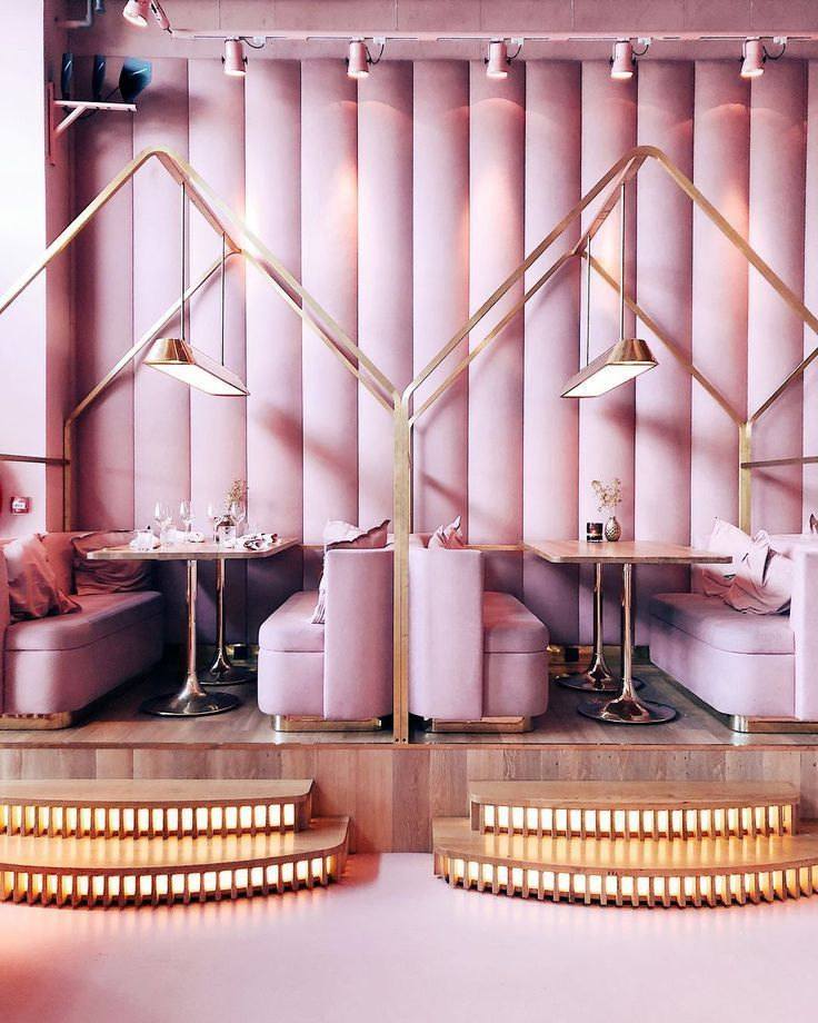 Meet Le Blossom A Japanese Restaurant In Montreal Designed By Menard Dworkind Architectu Bar Design Restaurant Restaurant Interior Design Cafe Interior Design